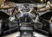 BMW M6 GT3 engine